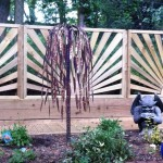 Copper weeping willow tree