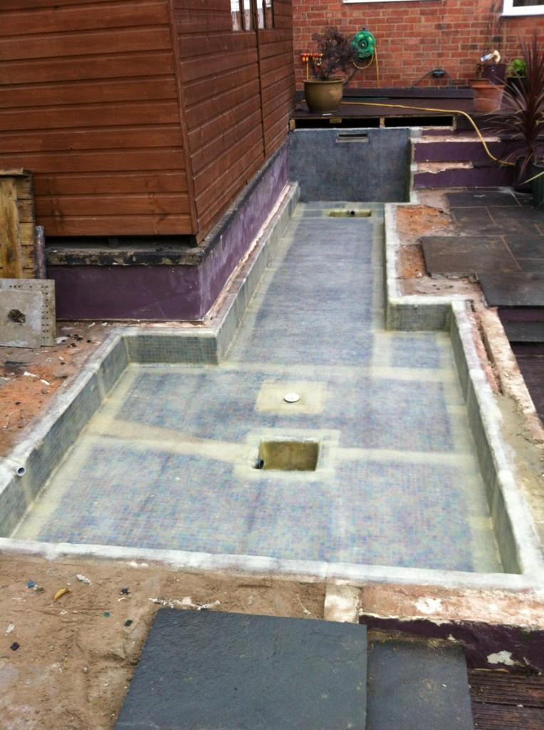 Nottingham Feature Pond
